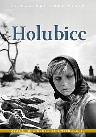 Holubice - DVD box