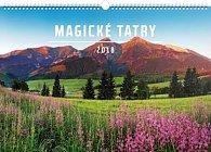 Kalendář nástěnný 2018 - Magické Tatry