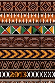Diář 2013 - magnet. Afrika 10,5 x 15,8 cm - AJ