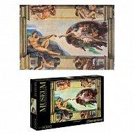 Puzzle Museum 6000 dílků Michelangelo - La creazione dell'uo