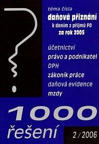 1000 řešení 2/2006