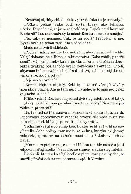 Náhled Bolest - Zima komisaře Ricciardiho