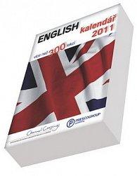 Kalendář 2011 - Anglicky každý den (12,3x15,7) stolní