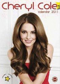 Cheryl Cole 2011 - nástěnný kalendář