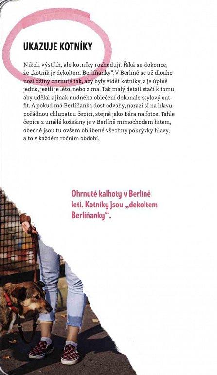 Náhled Berlíňanka - Stylový průvodce Berlínem