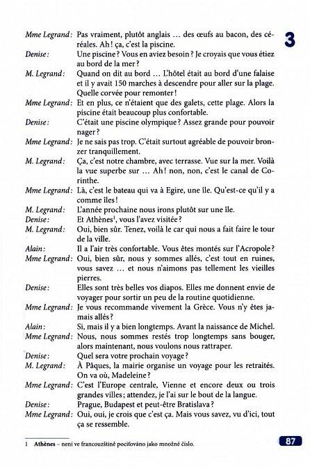 Náhled Francouzština pro pokročilé samouky 1 + CDmp3