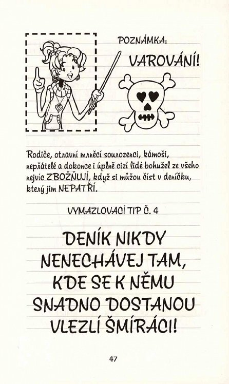 Náhled Deník mimoňky - Tvůj vymazlený mimózní deníček