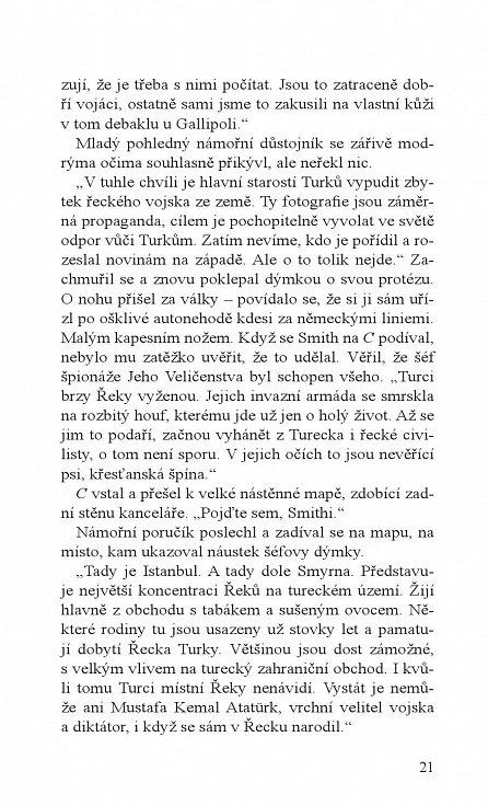 Náhled Turecká hra