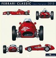 Kalendář 2013 poznámkový - Ferrari Classic Libero Patrignani, 30 x 60 cm