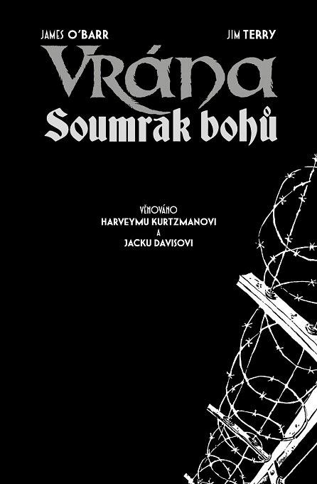 Náhled Vrána - Soumrak bohů
