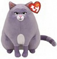 Beanie Babies Secret Life of Pets Chloe 18 cm