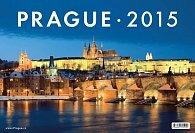 Kalendář stolní 2015 - Prague