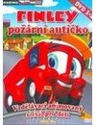 Finley: požární autíčko 1-2 2DVD