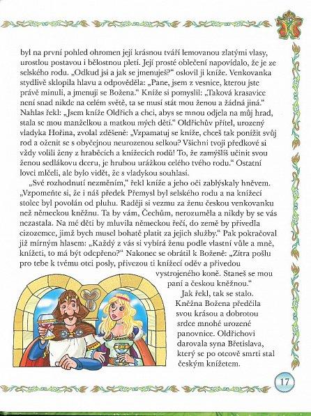 Náhled Staré pověsti české - pro děti