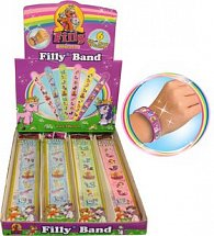 Filly Band Unicorn display 24 ks