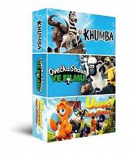 Animáky kolekce II.: Ovečka Shaun ve filmu, Khumba, Uuups! Noe zdrhnul…