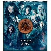 Kalendář nástěnný 2016 - Hobbit,  30 x 34 cm