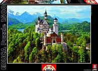 Puzzle Neuschwanstein 1500 dílků