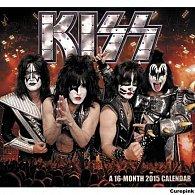 Kalendář 2015 - Kiss (304x279) square