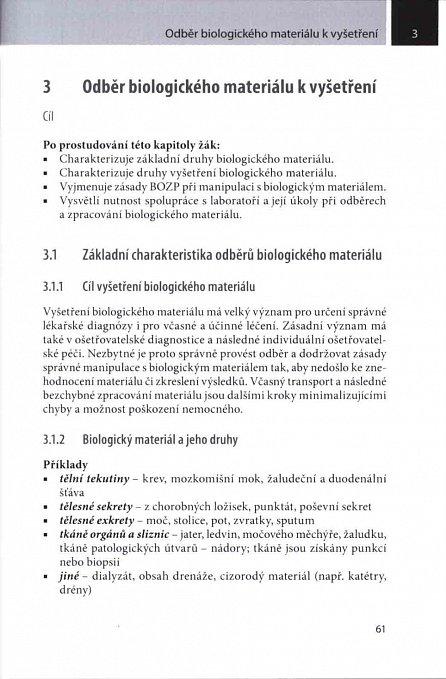 Náhled Ošetřovatelství pro střední zdravotnické školy 2. ročník - 2. díl