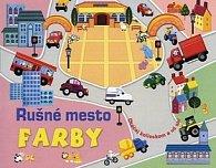 Rušné mesto Farby