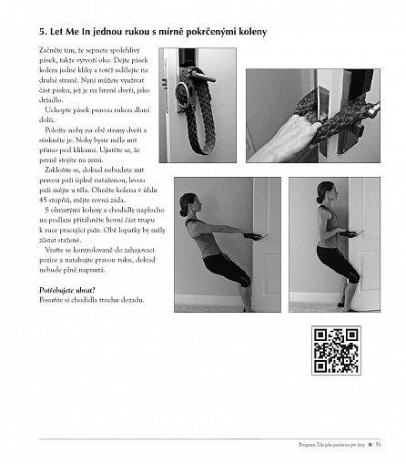 Náhled Tělo jako posilovna pro ženy - cvičení vahou vlastního těla