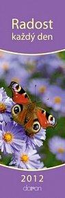 Radost každý den 2012 - nástěnný kalendář