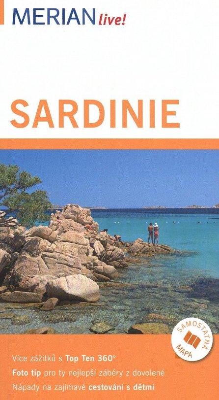 Náhled Merian - Sardinie (defektní výtisk)