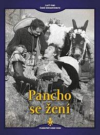 Pancho se žení - DVD (digipack)