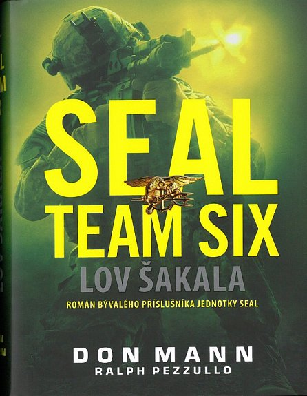 Náhled SEAL Team Six: Lov Šakala