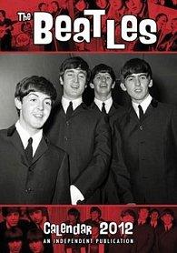 Kalendář 2012 - Beatles