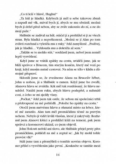 Náhled Zločin u kostela - Své vzpomínky sepsal Hugh de Singleton, lékař