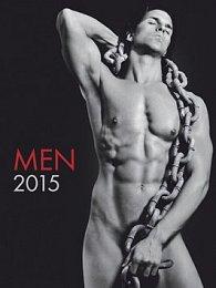 Men - nástěnný kalendář 2015