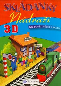 Skládanky Nádraží 3D