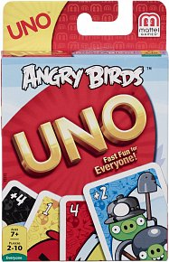 Mattel UNO Angry Birds