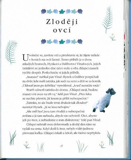 Náhled Pohádky pro malé Buddhy - Příběhy laskavosti a porozumění, které potěší a inspirují vás i vaše děti
