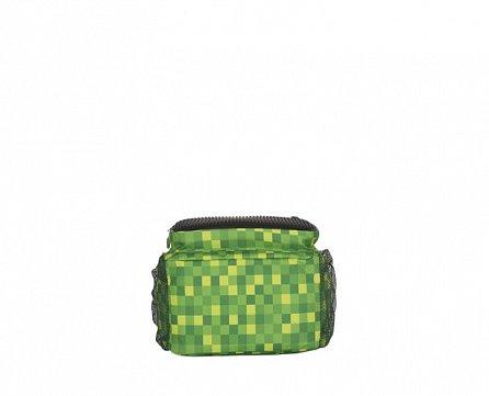 Náhled Pixie Batoh PXB-02 zelená / černá