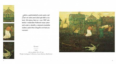 Náhled Světové umění: Chagall