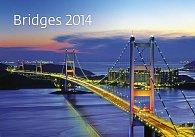 Kalendář 2014 - Bridges - nástěnný
