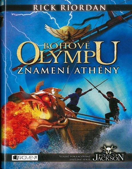 Náhled Bohové Olympu - Znamení Athény