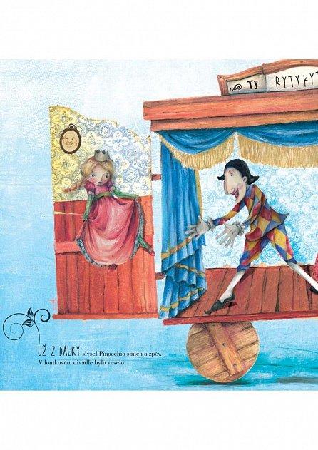 Náhled Pinocchiův sen