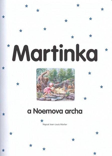 Náhled Martinka - krátké příběhy pro hezké sny