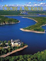 Kalendář 2012 - Čechy a Morava - nástěnný