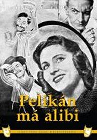 Pelikán má alibi - DVD box