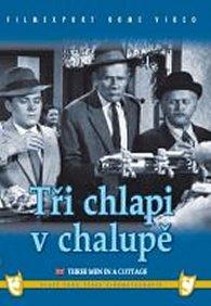 Tři chlapi v chalupě - DVD box
