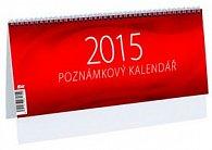 Poznámkový kalendář - stolní kalendář 2015
