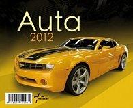 Auta 2012 - stolní kalendář