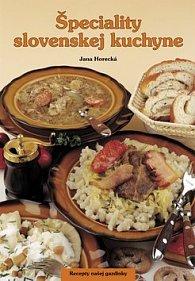 Špeciality slovenskej kuchyne