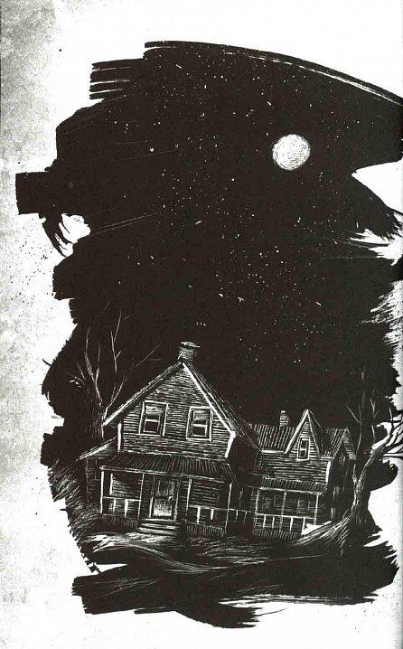 Náhled Hororové příběhy 1 - Děsu plný dům