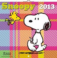 Kalendář 2013 poznámkový - Snoopy, 30 x 60 cm